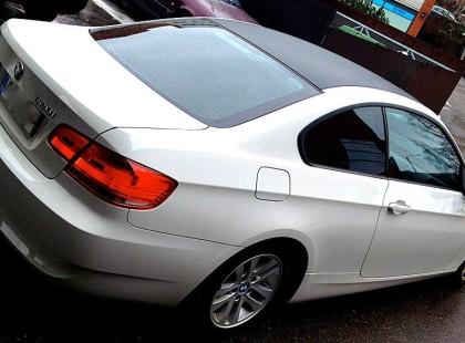 autoteippaus ikkunatummennus bmw
